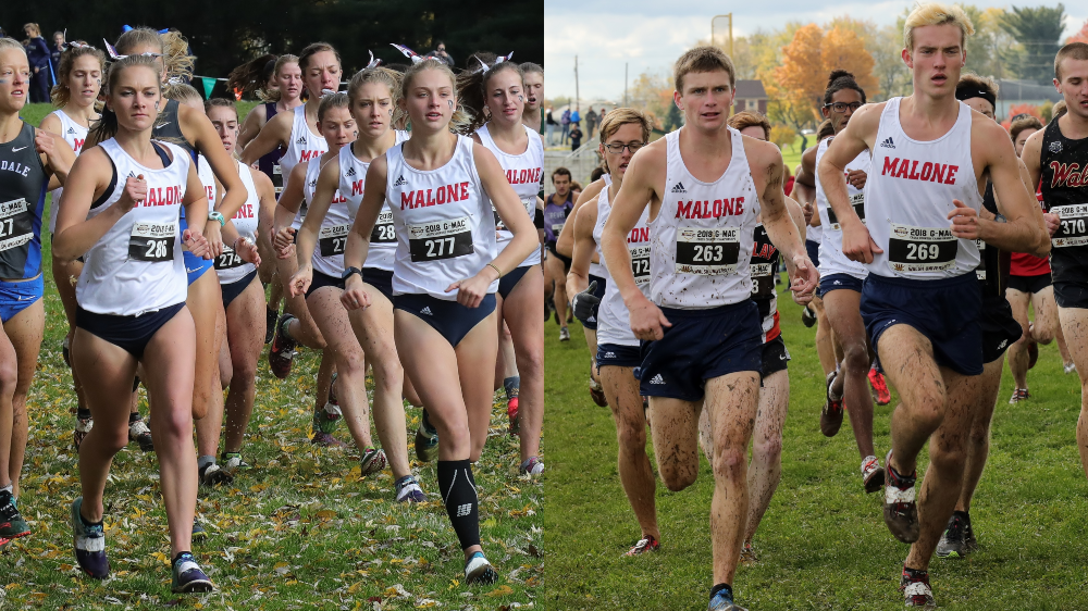 Malone University - Men'S & Women'S Cross Country Announce For University Of Akron Schedule Fall 2020