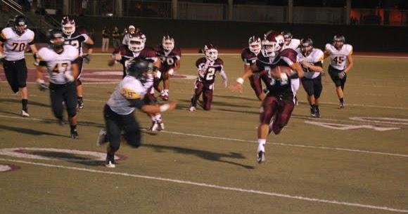 Paloma Valley Holds Off Temecula Valley, Still Unbeaten At In Paloma Valley High School Menifee Holidays
