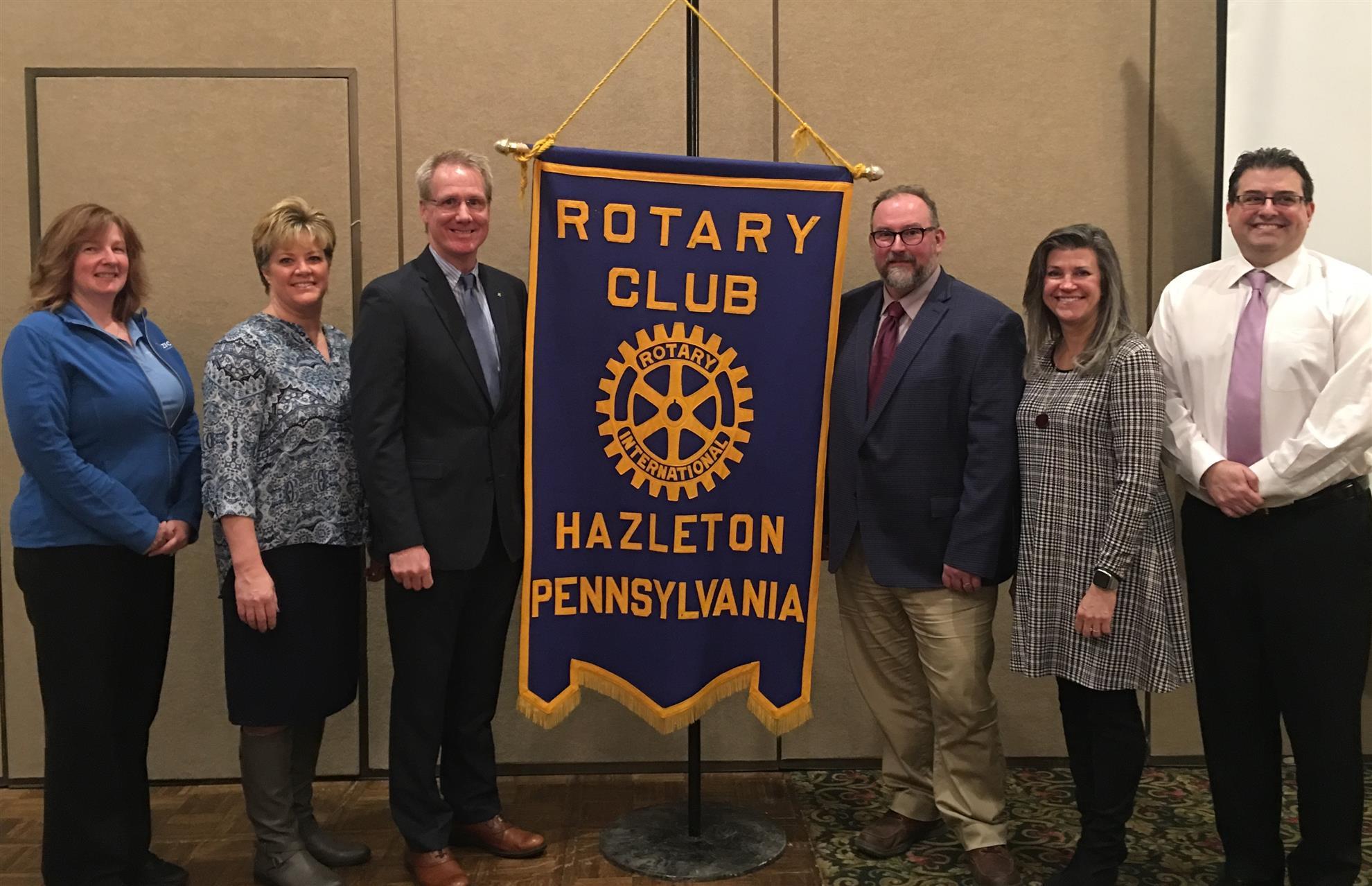 Service Above Self Community Grant Recipients | Rotary Pertaining To Hazleton Area School Ditrict Calendar