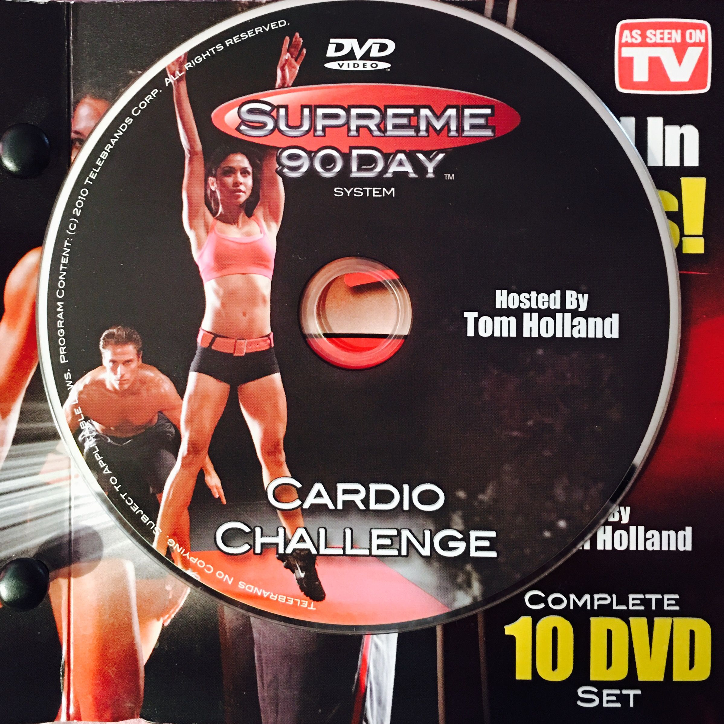 Supreme 90 Day Workout Cardio Challenge – Workoutwalls Within Tom Holland 90 Day Supreme Workout Schedule