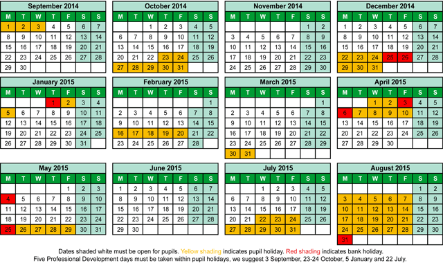 Term Dates | St. Michael'S V.a. Junior School With Regard To Public School Spring Vacation Dates San Diego County