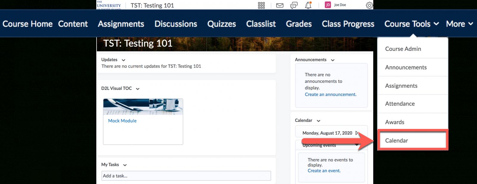 Using The Calendar – University Of Rhode Island :: Its Wiki With Regard To University Of Rhode Island Calendar 2021 2020
