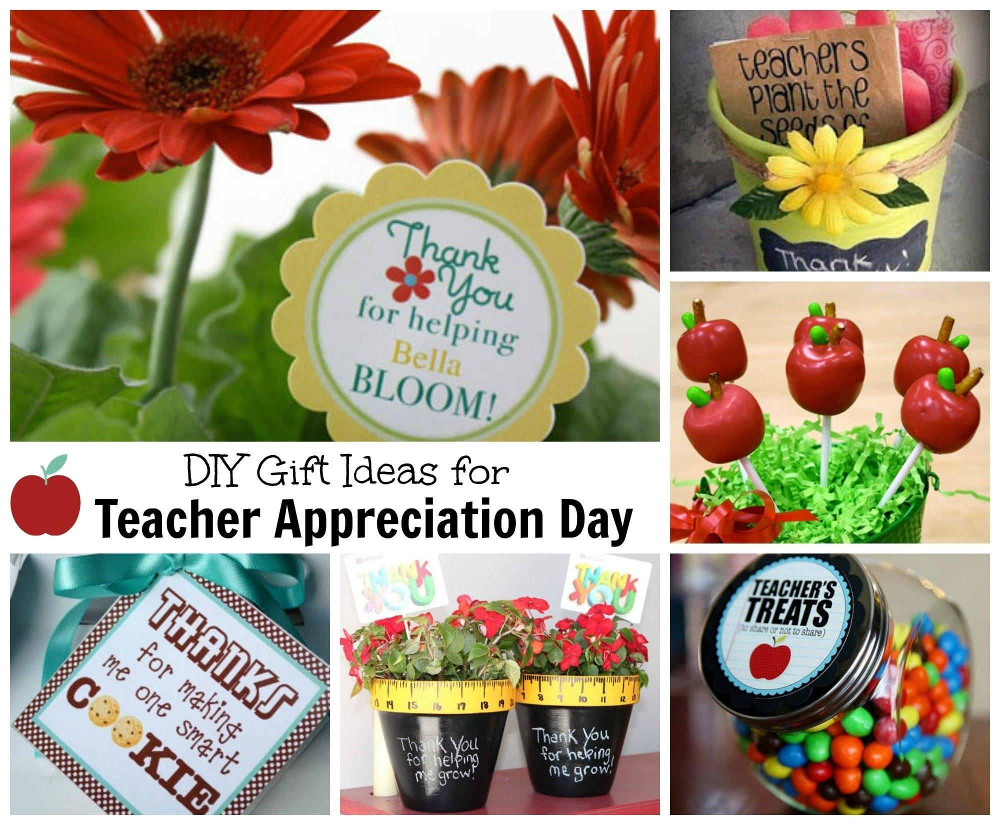 10 Cute Teachers Appreciation Week Gift Ideas 2021 With Teacher Appreciation Week 2021