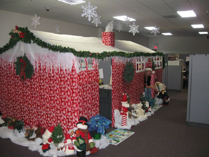 10 Tips For Decorating Your Cubicle For The Holiday Season Regarding Office Work Holiday Fun