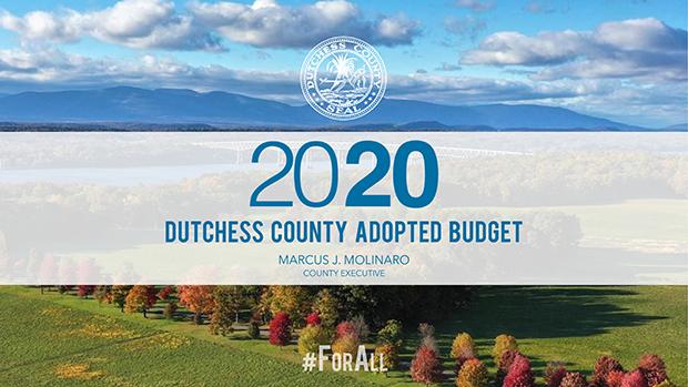 2020 Budget Inside Dutchess County Fair 2021