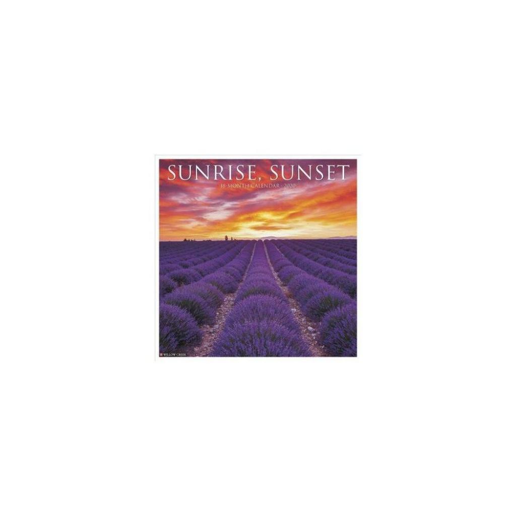 2020 Sunrise Sunset Monthly Calendar - Calendar Template 2021 Within Printable Sunrise/Sunset Tables For 2021