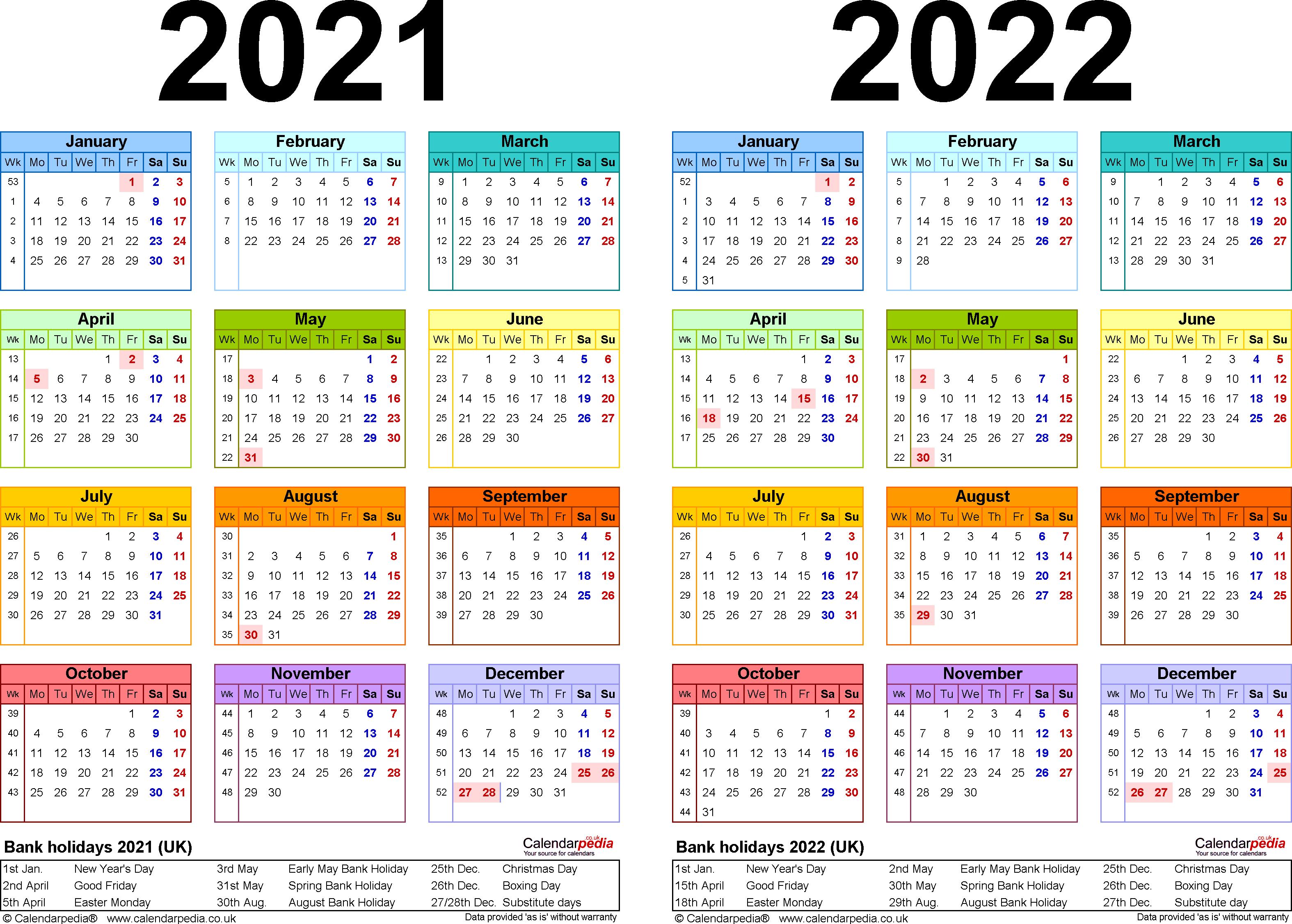 2021 And 2022 Calendar Printable | 2020Calendartemplates Inside Julian Date Calendar For 2022
