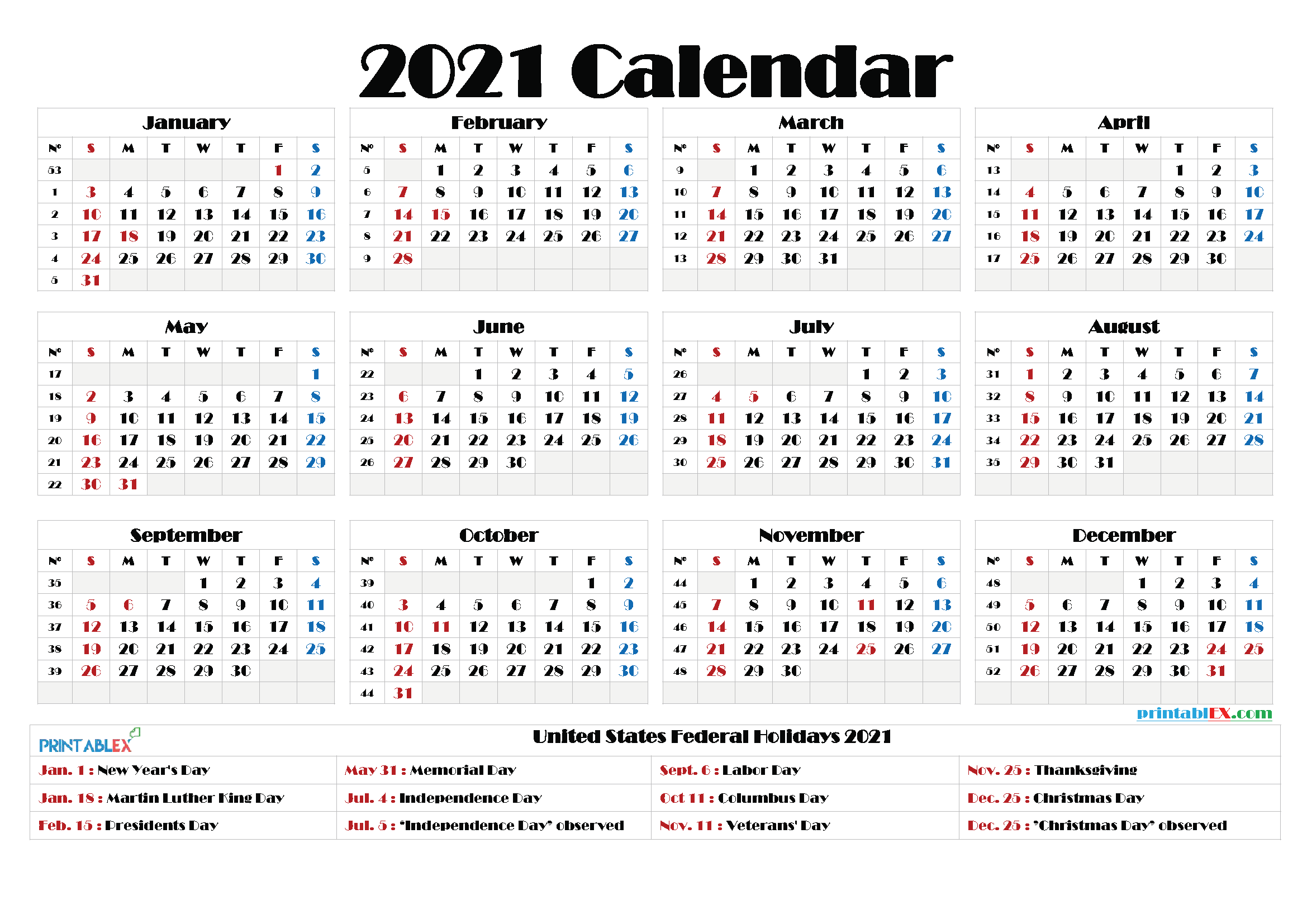 2021 Broadway Calendar | Calendar Page In Every Day Is A Holiday Calendar 2021 Printable