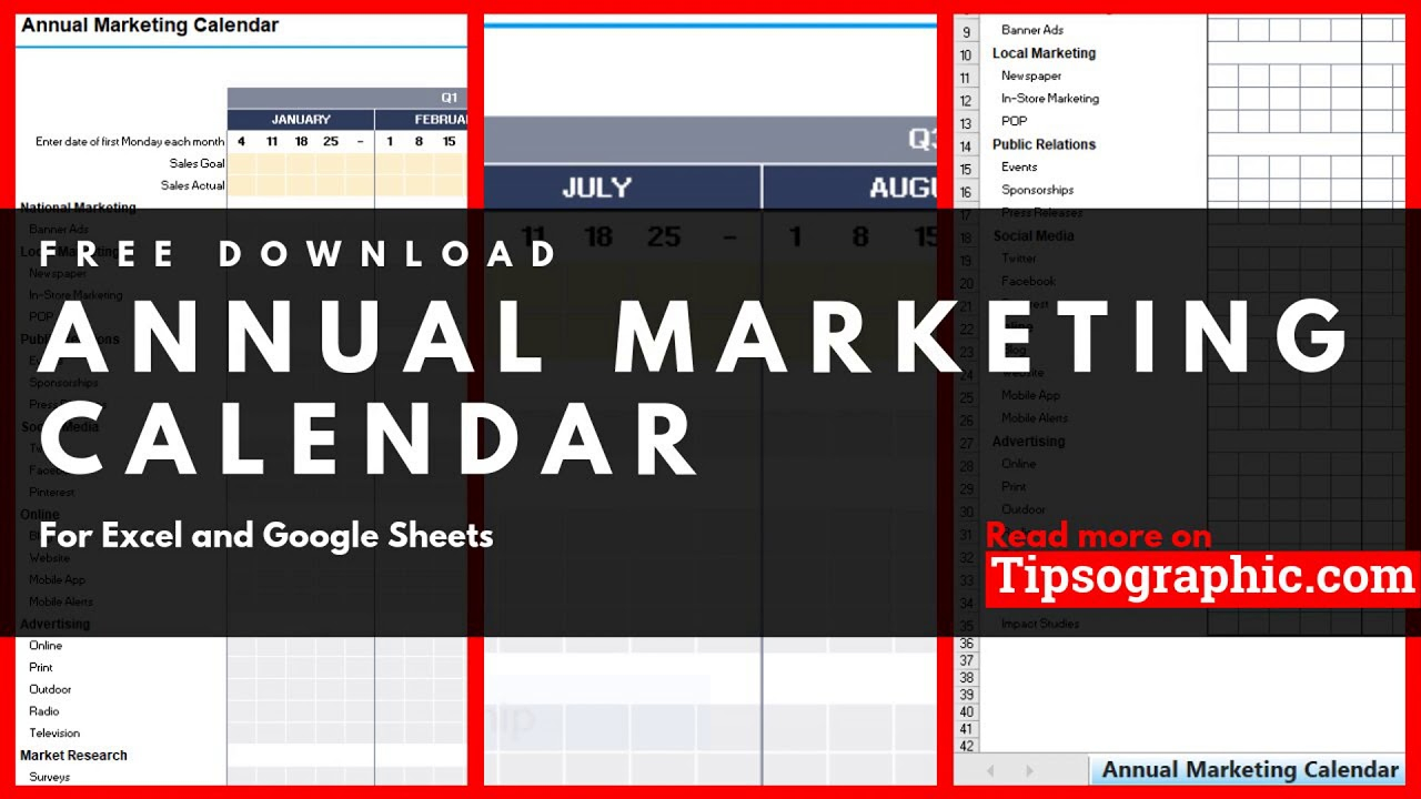 2021 Marketing Calendar Template | Calendar 2021 For Fort Worth Isd Calendar 2021