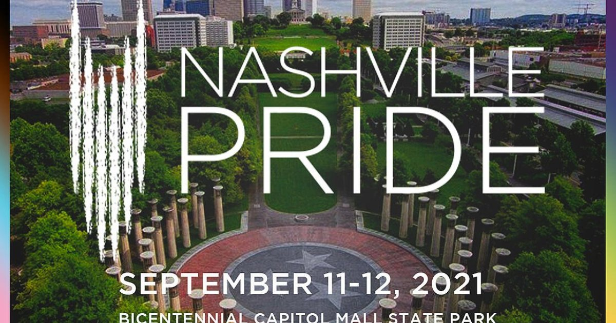 2021 Nashville Pride Festival Dates Announced Inside Metro Nashville Public School 2021 Calendar