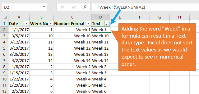 3 Tips For Calculating Week Numbers From Dates In Excel With Convert Excel To Calendar