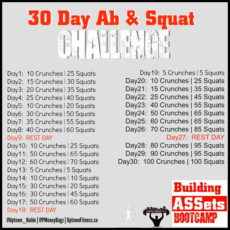 30 Day Squat Challenge Before And After – Google Search # Inside Squat Challenge For Beginners Printable