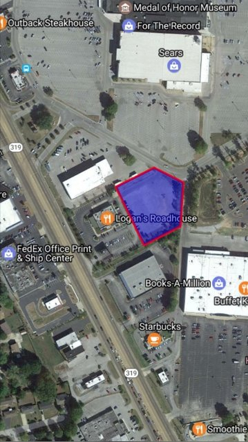 454 Northgate Mall Drive, Hixson, Tn – Vacant Land For Inside 454 Retail Calendar 2021