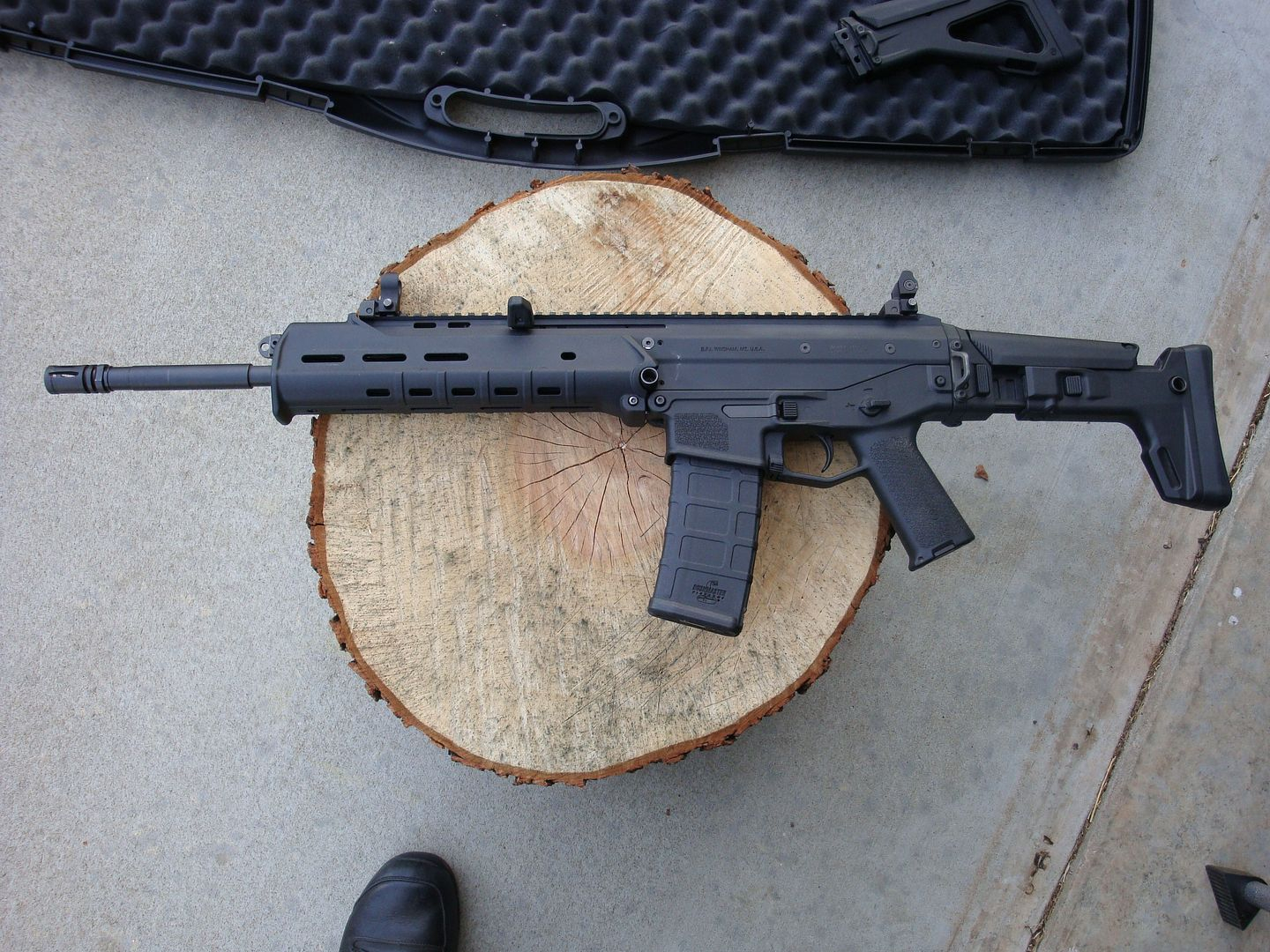 [4Sale] Bushmaster Acr (Adaptive Combat Rifle) With Both Regarding Acr Case In Point
