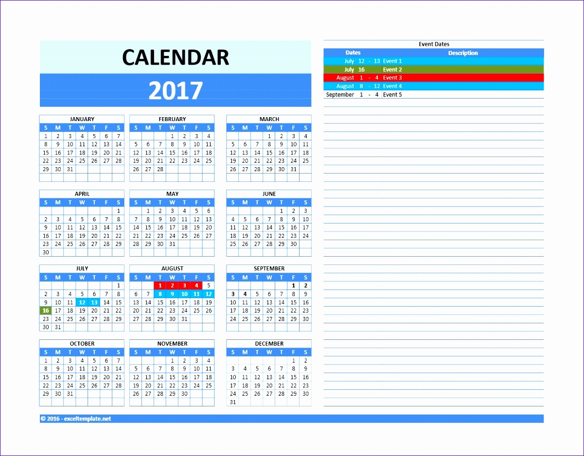 6 Excel Project Calendar Template – Excel Templates Pertaining To Simple Calendar Day Conversion Excel