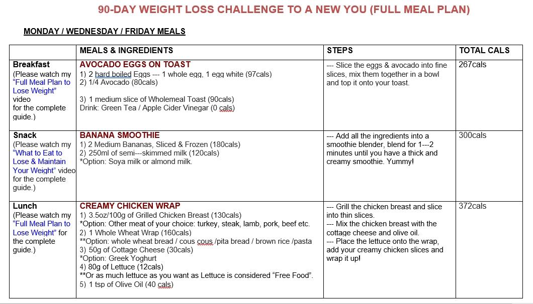 90 Day Workout Plan Template | Room Surf Inside 90 Day Calendar Pdf