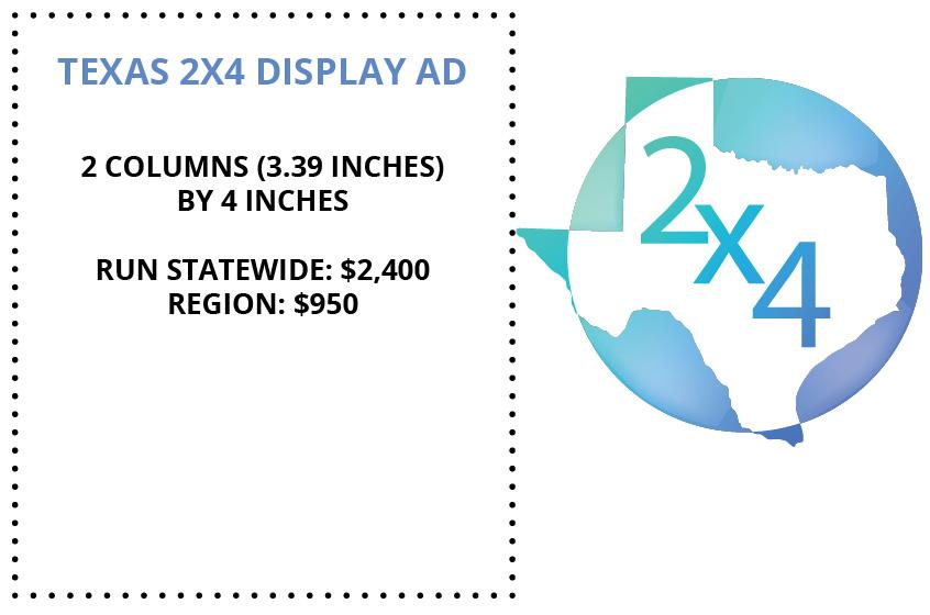 Advertising | Texas Press Association in Canton Tx Trade Days 2021 Calendar