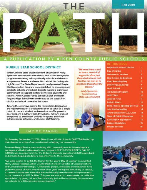 Aiken County Public School District / Homepage Inside Aikencounty Publicschool District Calendar
