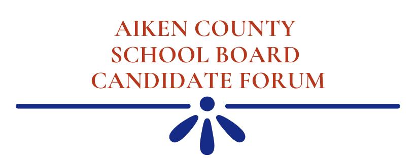 Aiken County School Board Candidate Forum | Aiken Standard With Aiken County Public School Website Calendar
