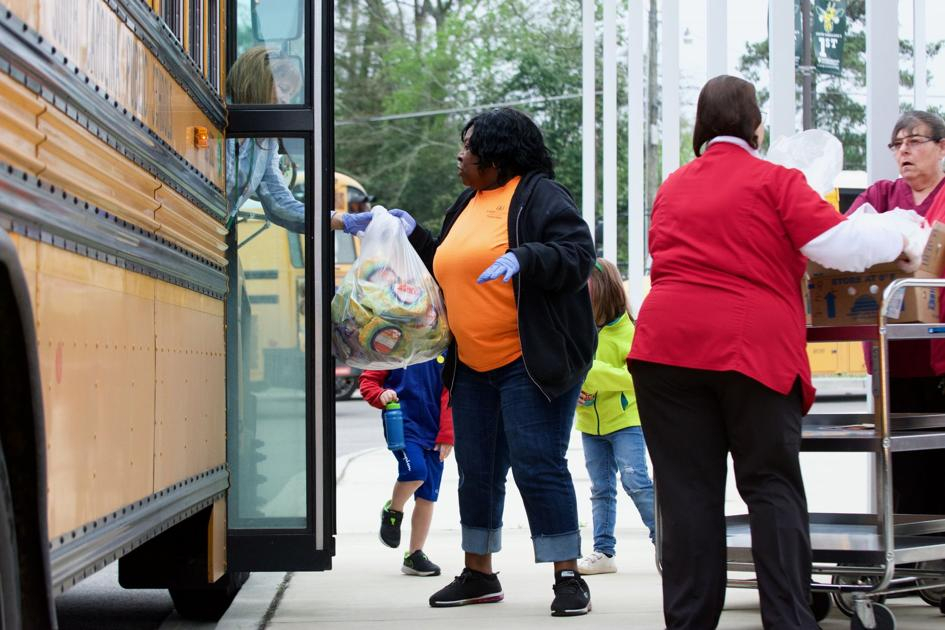 Aiken County School District Begins Daily Meal Delivery Intended For Aikencounty Publicschool District Calendar