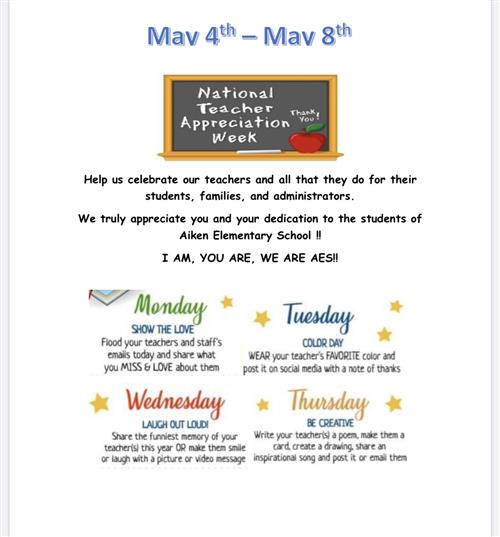Aiken Elementary / Homepage intended for Aiken County Public School Calendar 2021