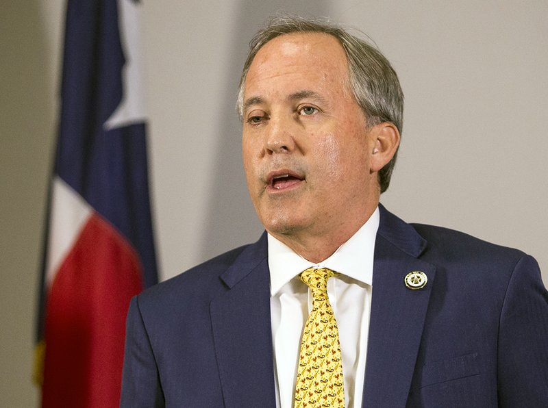 Ap Sources: Fbi Is Investigating Texas Attorney General - Ktfs in Texas Attorney General Calendar 2021