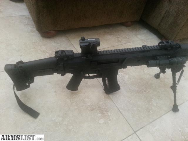 Armslist - For Sale: Bushmaster Acr 5.56 .300 6.8 Multical for Acr Case In Point