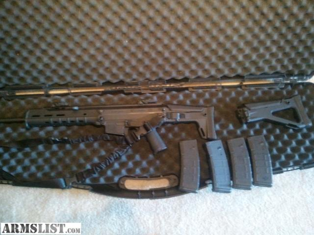 Armslist – For Sale: Bushmaster Acr (Adaptive Combat Rifle) Inside Acr Case In Point