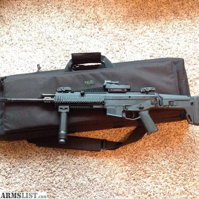 Armslist - For Sale/Trade: Bushmaster Acr Enhanced With Acr Case In Point