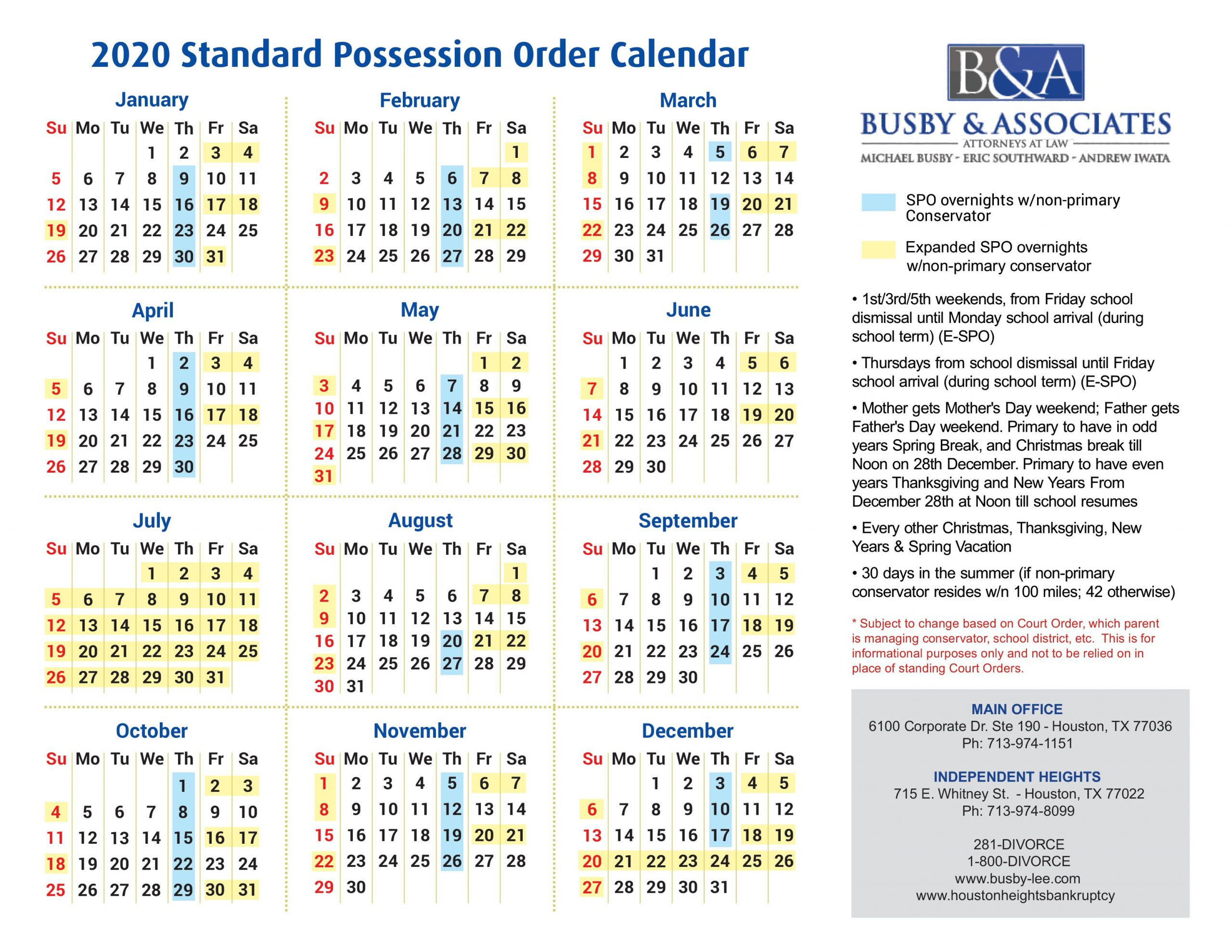 Attorney General Texas Calender   Printable Calendar 2020 2021 With Nc Court Calendar By Defendent Name