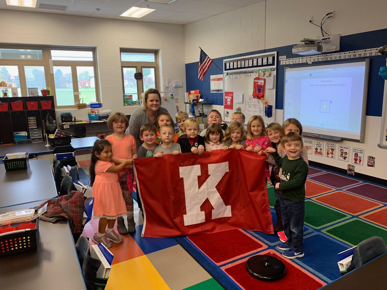 Behm Kemmere Hosts Flag Of Inspiration - Kenton City Schools Throughout Abany City School District Staff Calendar June 2021