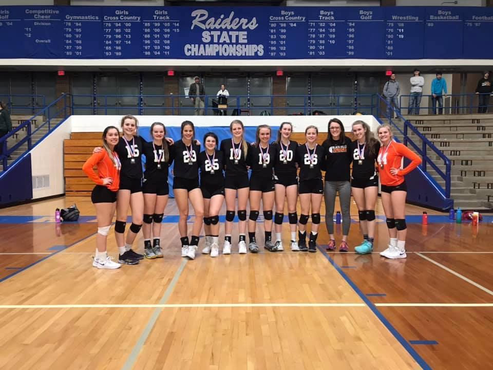 Black Hills Volleyball   Rapid City, Sd Pertaining To Merced City Schools Calendar 2021