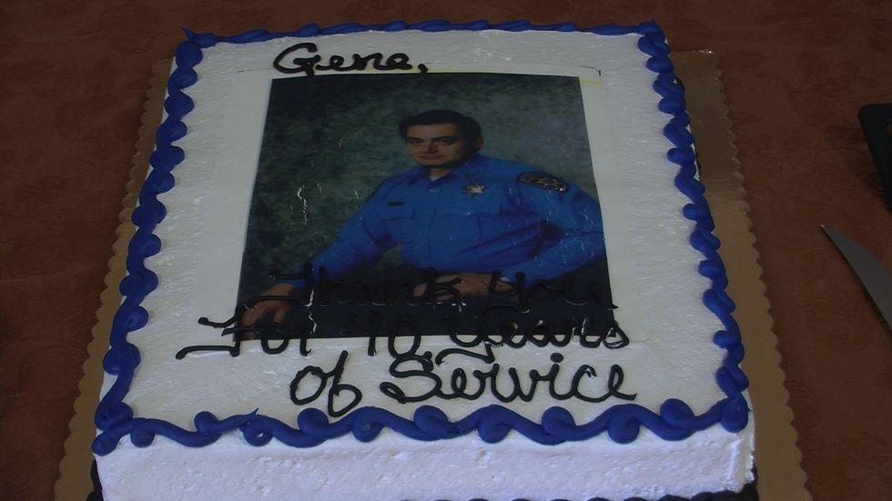 Blaine County Sheriff Gene Ramsey Retires With Regard To Ramsey County Court Calendar