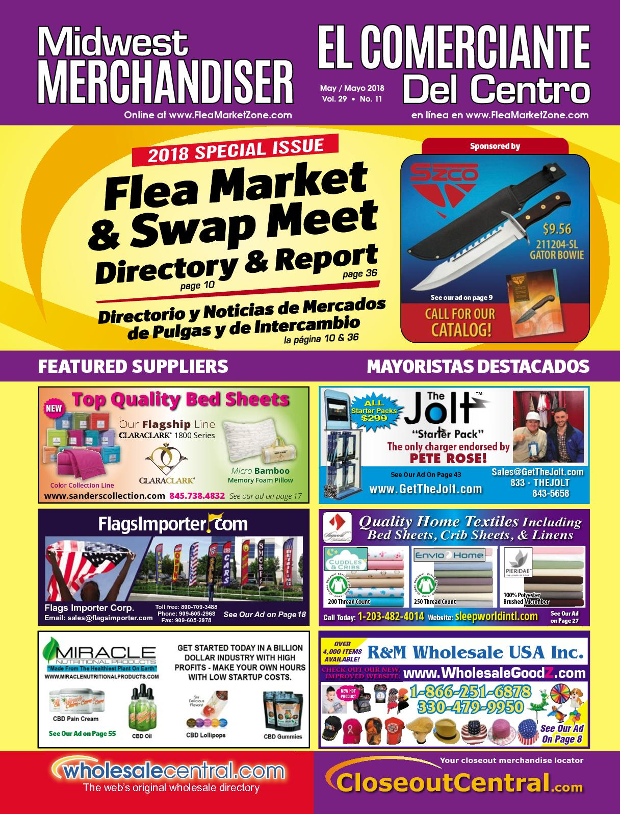 Calaméo – Midwest Merchandiser 05 18 With Ripley Ms Flea Within Ripley Mississippi Flea Market Schedule