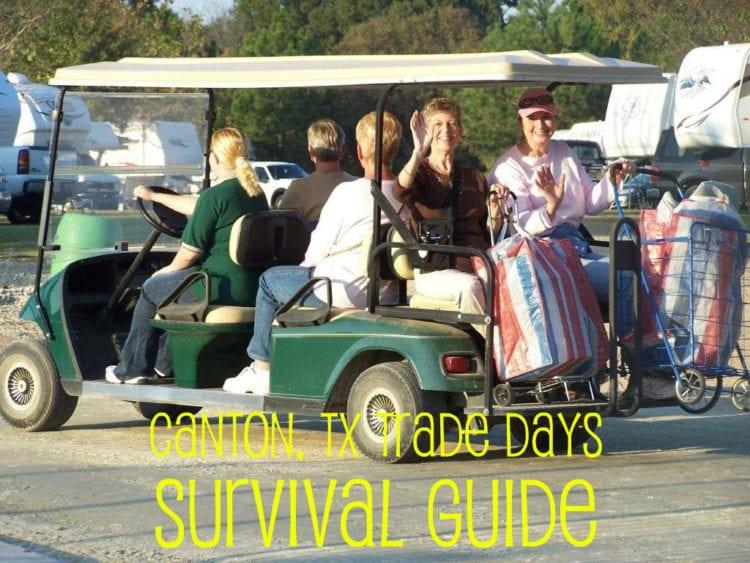 Canton First Monday: Survival Guide To Trade Days Shopping Within Canton Trade Days Calendar