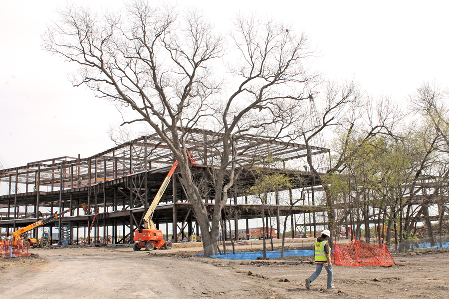 Collin College Construction Stays On Schedule   Wylie News Within Collin Couty College Calendar