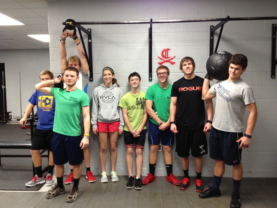 Crossfit - Cookeville High School Within Cookeville School Calendar