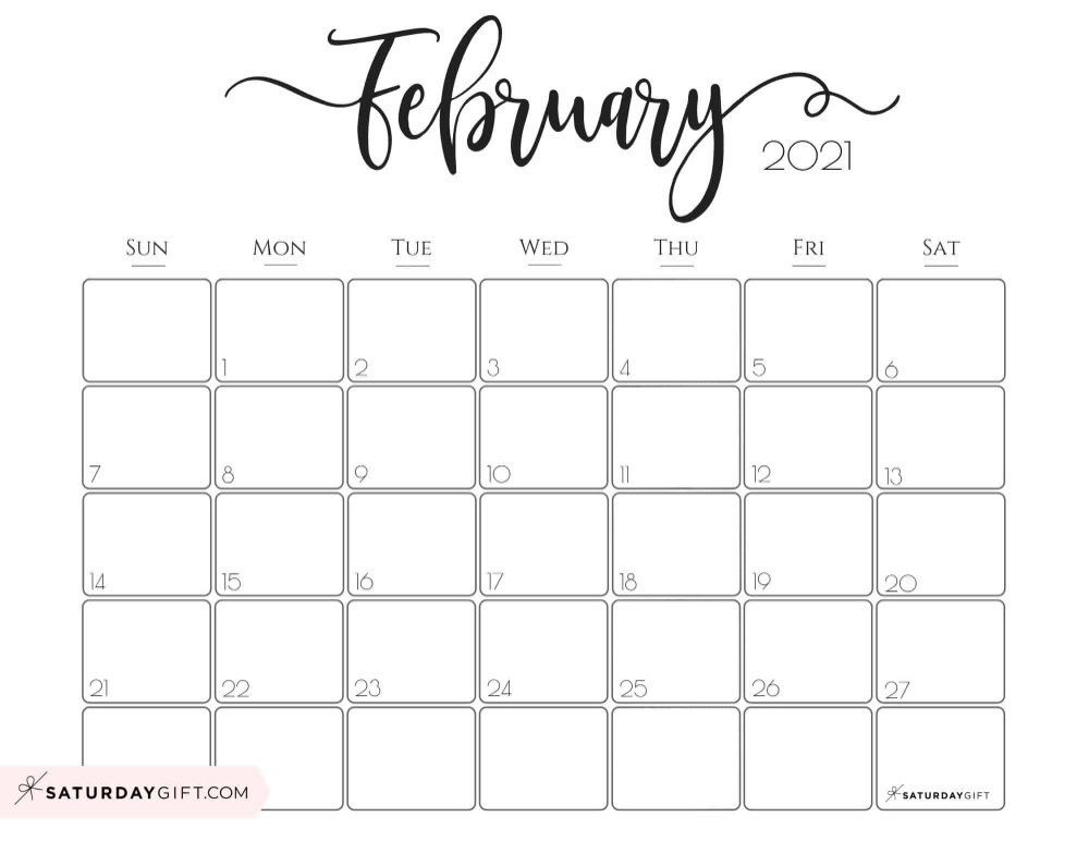 Cute 2021 Printable Calendar throughout Printable Sunrise And Sunset Calander 2021