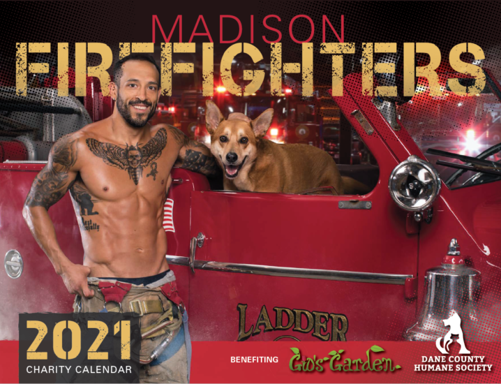Dane County Humane Society | 2021 Madison Firefighters In Houston Fire 2021 Schuele
