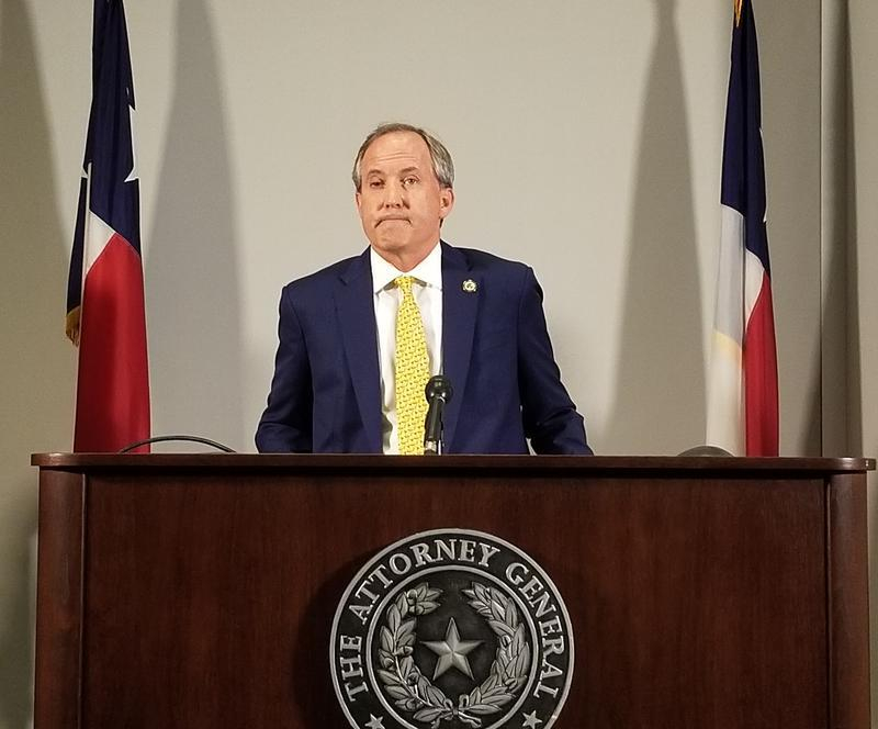 December 3, 2018 Regarding Texas Sticker Calendar Attorney General