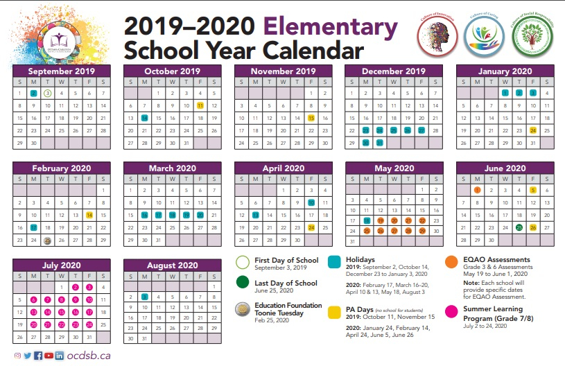 ベストオブ 2019 2020 画像 – カックス Intended For District 20 Spring Break 2021
