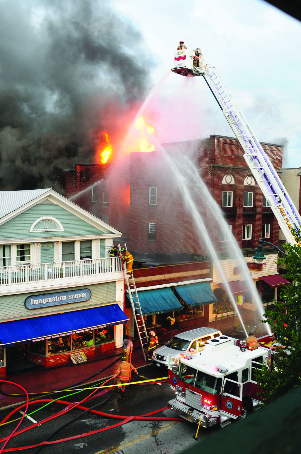 Fire Reported On Main Street In Lake Placid | News Regarding Lake Placid Events 2021