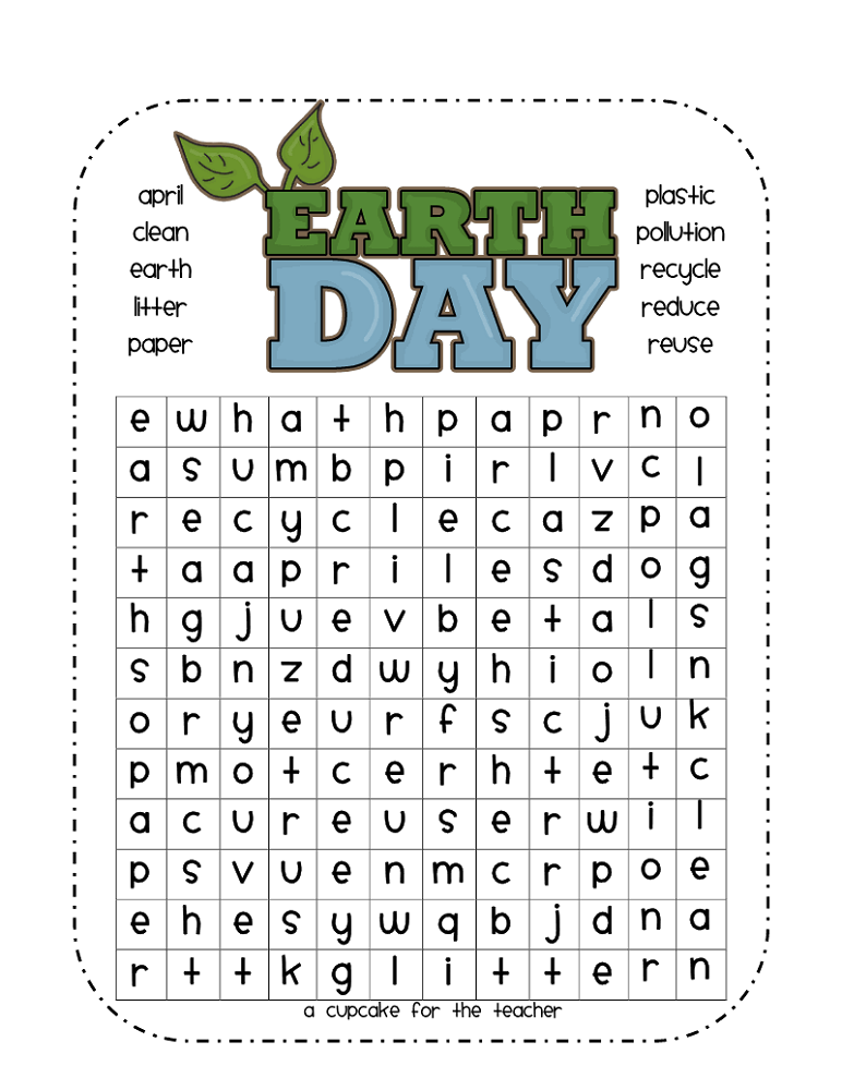Free And Printable Word Search Easy | Activity Shelter With Word Of The Day Pfrint