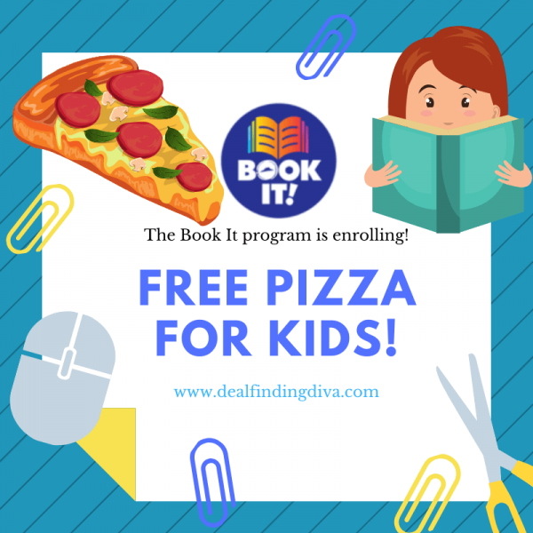 Free Pizza Hut With The Book-It Program! pertaining to Pizza Hut Bookit 2022-21 Schedule