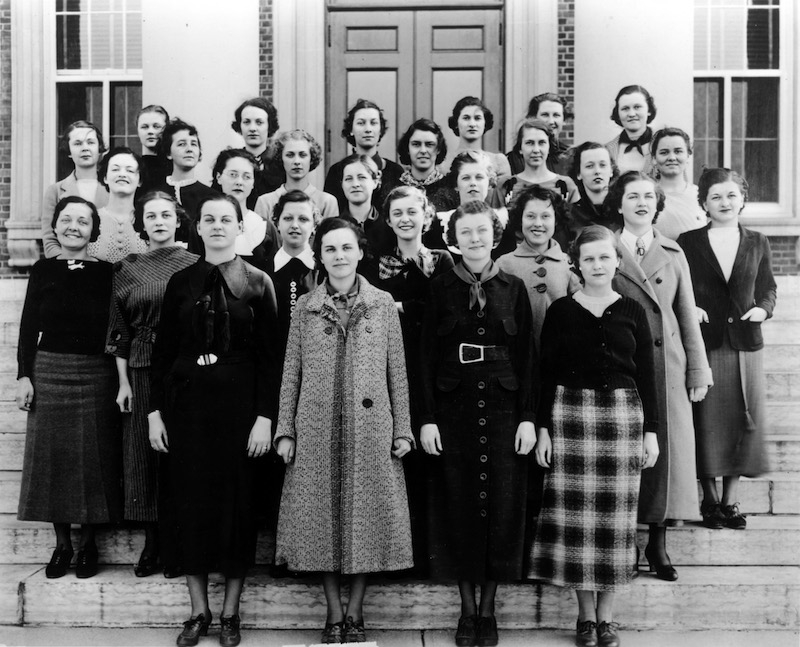 From The Archives: A Celebration Of Women'S History At Ud Pertaining To University Of Dayton Academic Calenda