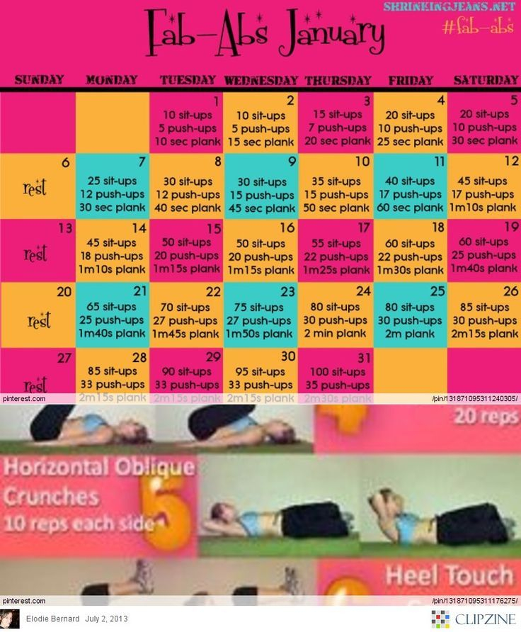 Get The Body Of Your Dreams At Http://Www.lean Abs Throughout 30 Day Squat Challenge Excel