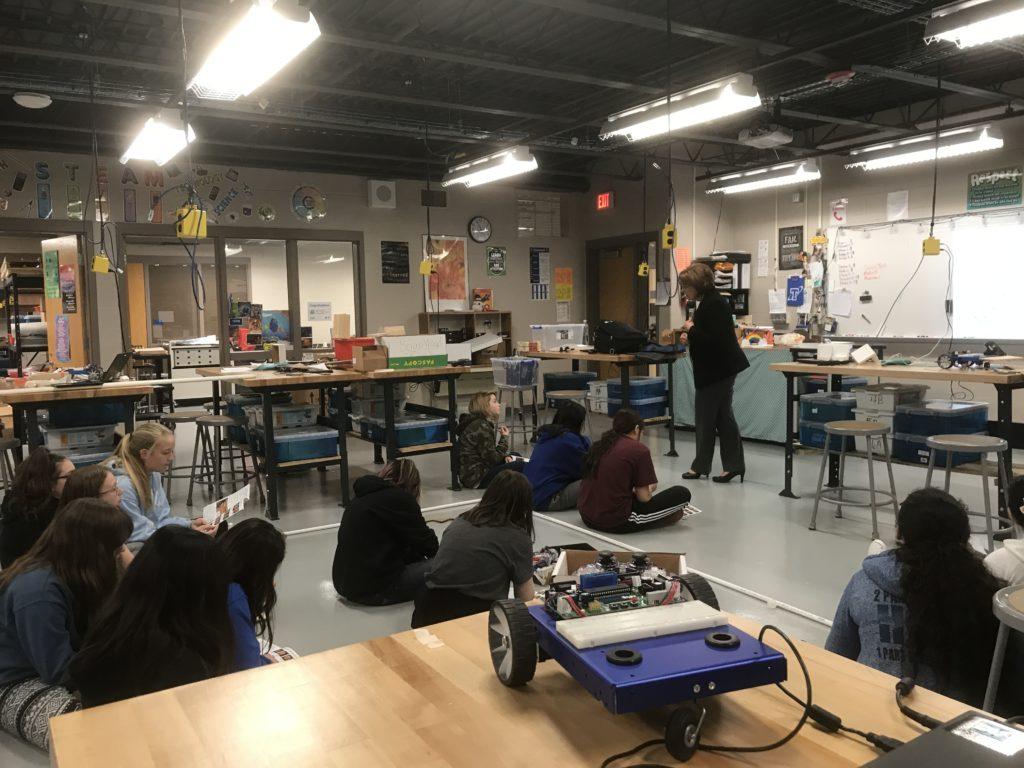 Girls In Steam At Papillion Middle School 2019 2020 For Papillion Lavista School Calendar