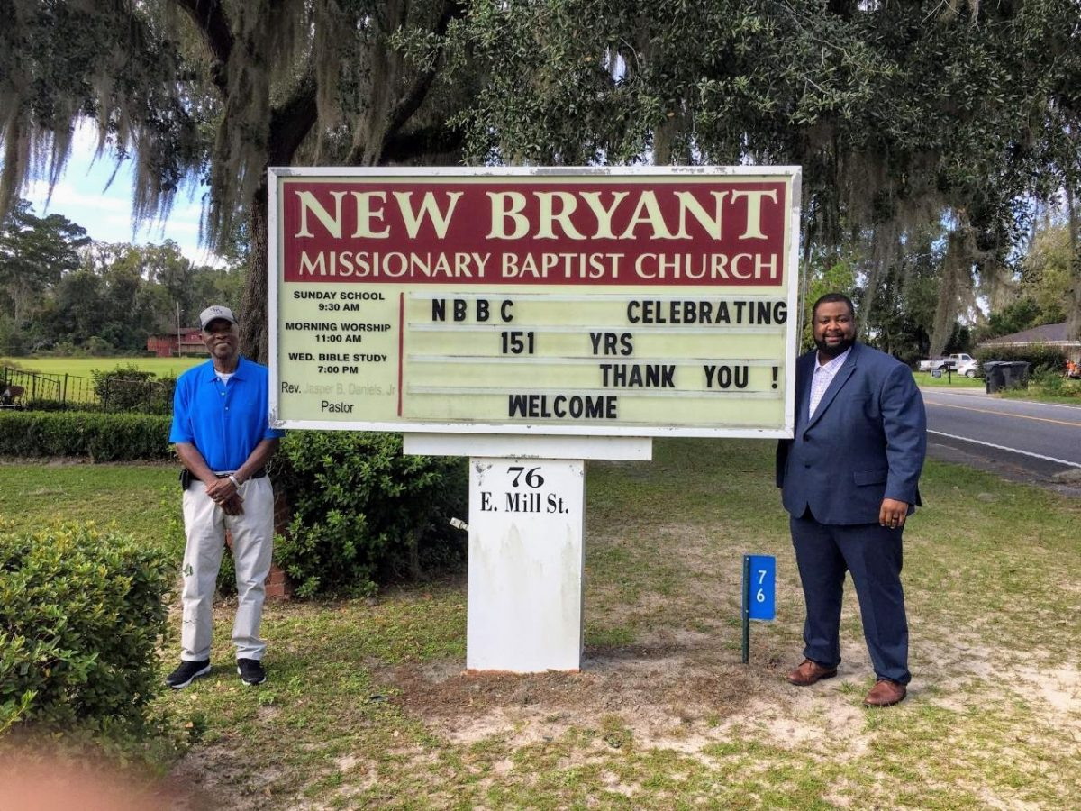 Historic New Bryant Missionary Baptist Church Celebrates Pertaining To Attorney General Visitation Calendar 2021