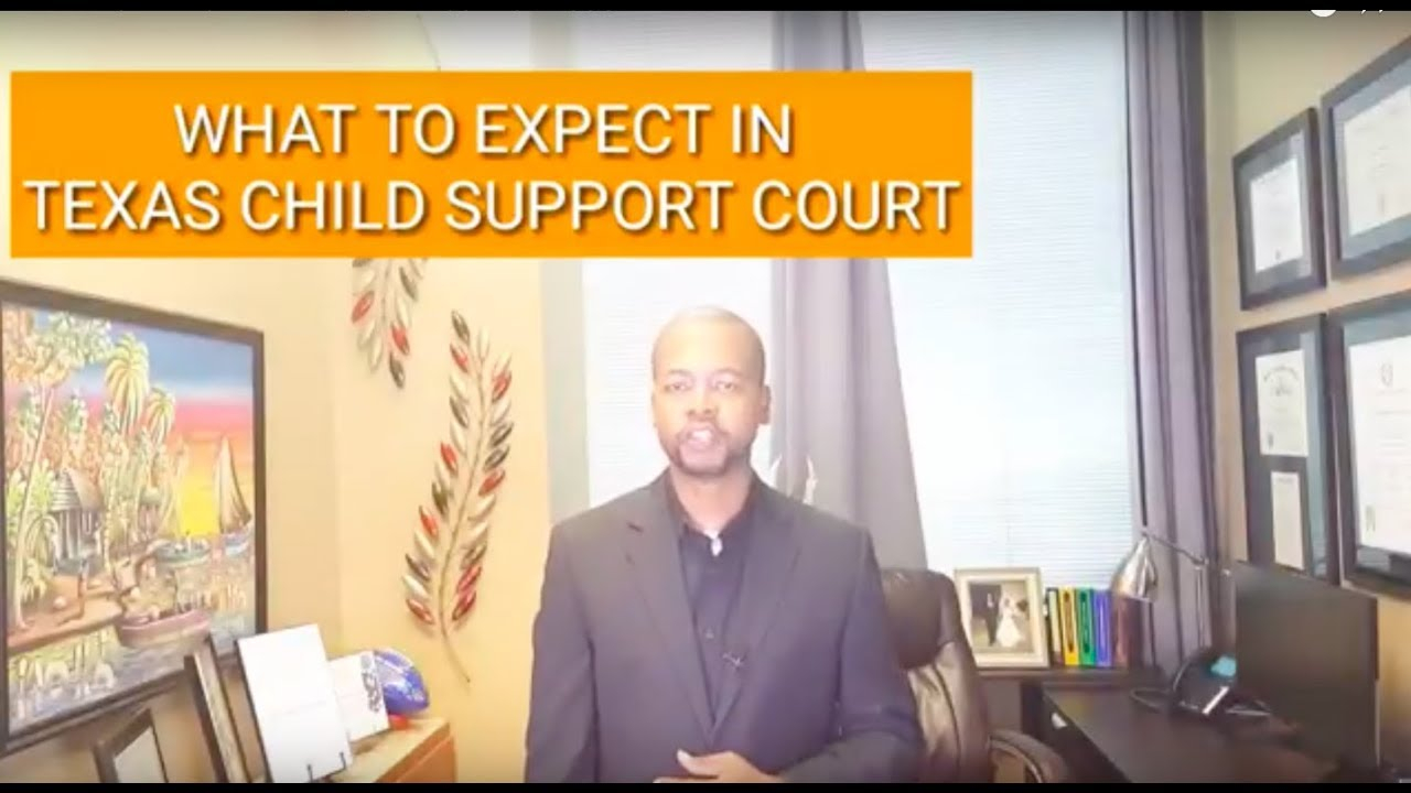 Houston Child Support Lawyer, Tx Family, Divorce Regarding Texas Attorney General Access And Visitation Calendar