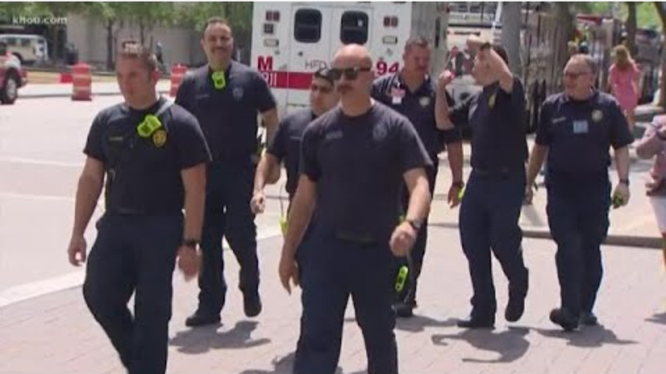 Houston Firefighters To Get First Pay Parity Raises Within Houston Fire Department Shift Schedule